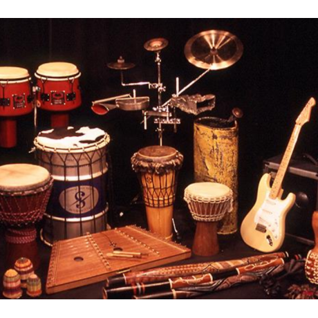 Ethnic Percussion Sample Pack